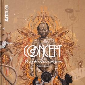 Livre 20 ans de création collective - 9eme Concept