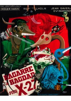 Bagarre Bagdad